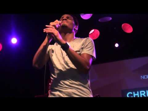 Christon Gray - Even With Evil With Me - Northern Lights NYC Concert - NYC 2014