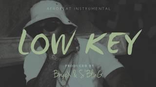 """lowkey"" Afrobeat Instrumental | Burnaboy X Mabel X Ycee Type Beat | C"