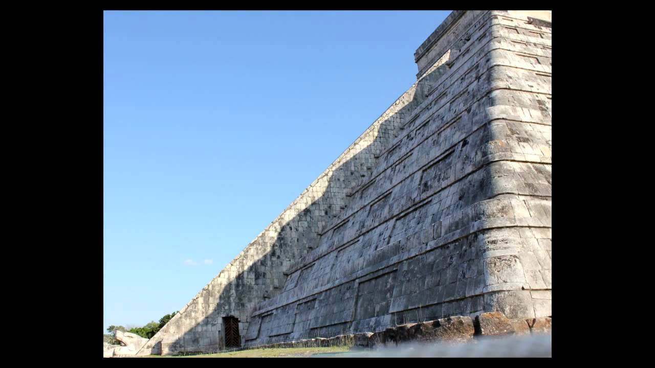 The Spring Equinox at Chichen Itza - YouTube
