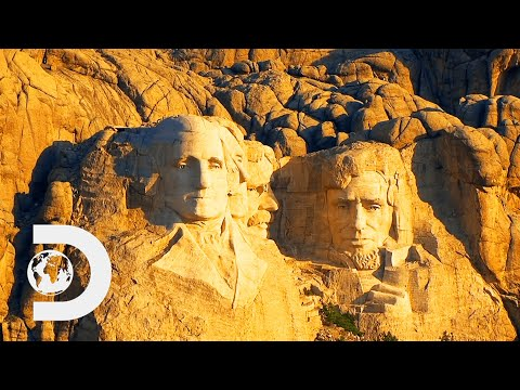 The Hidden Hallway Behind Mount Rushmore And Why It's Unfinished | Blowing Up History