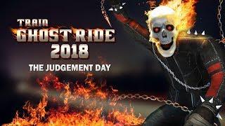 Train Driver 2018 Ghost Rider