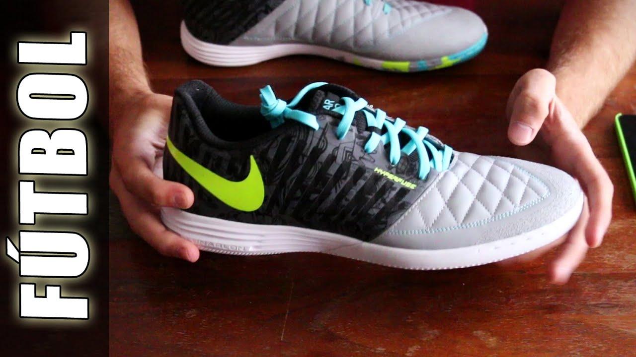 d2747f2ad6ec6 Nike FC247 Lunar Gato II Premium Unboxing   Review - Zapatos Botas de  fútbol de Futsal Fútbol Sala
