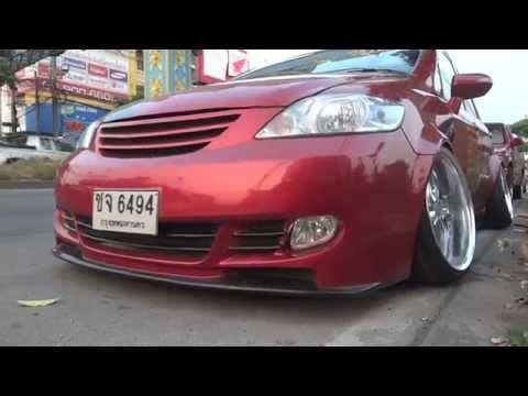 HONDA CITY ZX  :Interior VIP Car : HD 720P