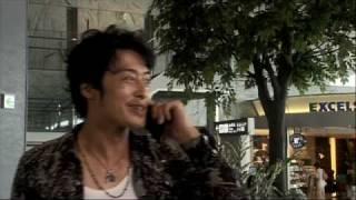 成田空港を舞台にした、3分間のミニドラマ。製作は電通、太陽企画。