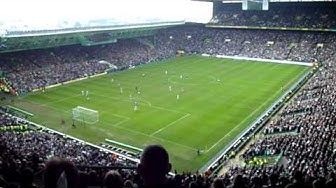 "The best ""I just can't get enough"" ever, from Celtic Park, on Old Firm's day (3-0, 20/02/2011)"