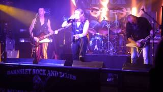 Rock Bottom(UK) performing the classic UFO track Mother Mary