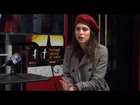 FNT 2017 Christel Ungar Topescu cu Ana Ularu