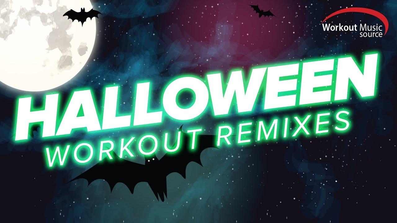 Workout Music Source // Halloween Workout Remixes (130 BPM)