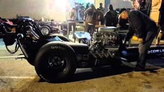 LOUDEST V8 ENGINE SOUND *NORTHSTAR DRAGRACE*