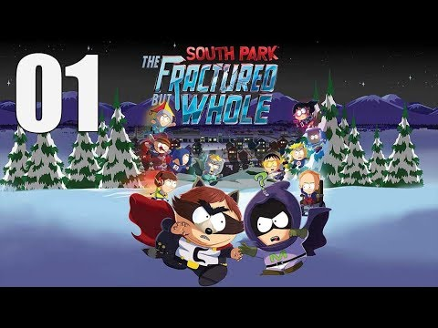 South Park: The Fractured But Whole  - Let's Play Part 1: Origins