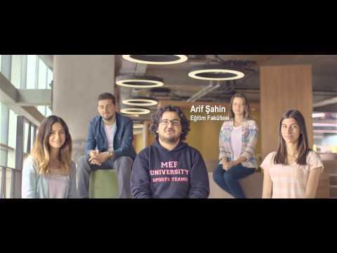 MEF Üniversitesi - MEF'imiz Hepimiz İçin