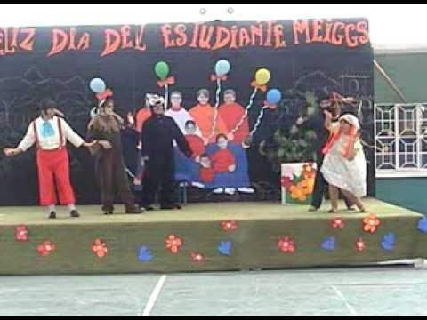 Peru Tevientv Actuacion Por El Dia Del Estudiante C E P