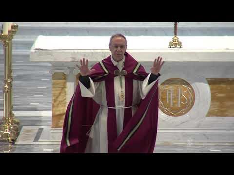 Homily - Bishop Luis Rafael Zarama - Rite Of Election