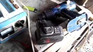 Как переделать шуроповерт на работу от сети 220 V