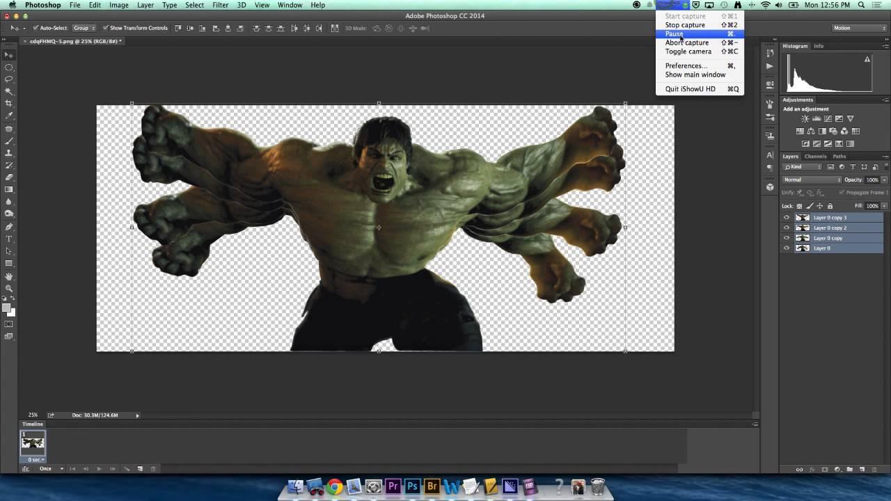 Photoshop cc gif tutorial puppet warp youtube baditri Image collections