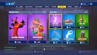 New ITEM SHOP COUNTDOWN | December 28th New Skins - Fortnite Item Shop Live