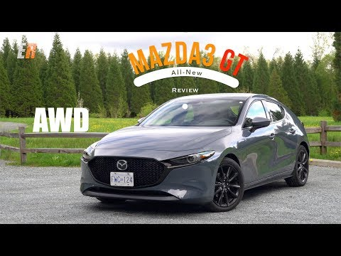 2019 Mazda3 Sport GT AWD - Punching Above Its Class
