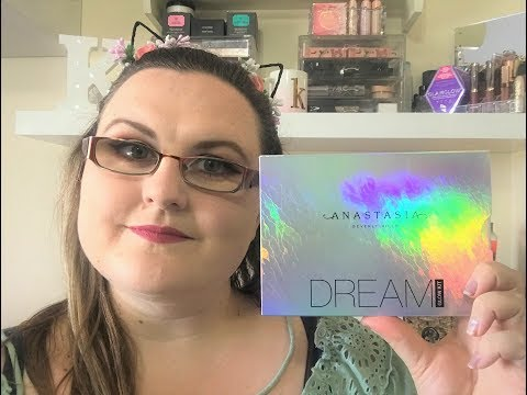 *NEW* Anastasia Beverley Hills Dream Glow Kit 2018!