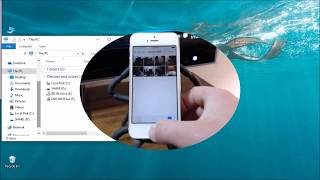 Video How To Transfer Pictures/Videos From iPhone 5/5S/5C To Windows PC download MP3, 3GP, MP4, WEBM, AVI, FLV Oktober 2018