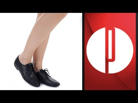 7584e2bd4 Sapato Oxford Bottero Vazado 6060355812 - YouTube
