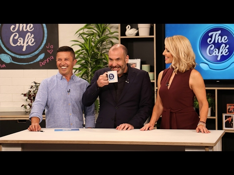Rick Hoffman from Suits joins us on The Cafe