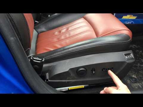 Сиденья от OPEL / VAUXHALL Insignia в Chevrolet CRUZE (ещё в процессе, весь пластик еще старый)