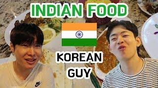 Koreans Try Indian Food, Indian Restaurant In Korea l Indian Food Reaction