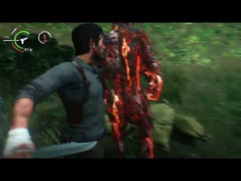 The Evil Within 2- Fire Zombies