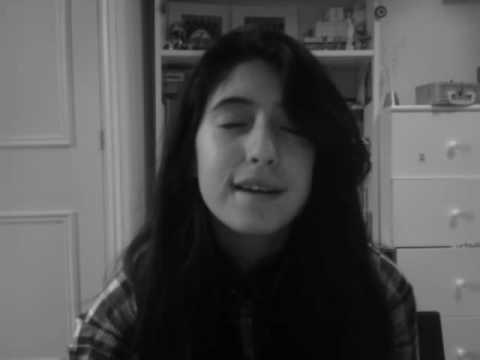 Flavia Singing False Alarm-KT Tunstall