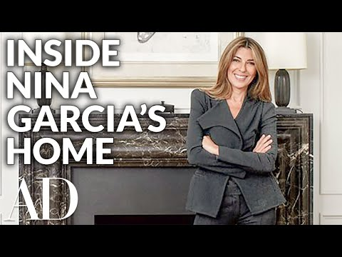 Inside Project Runway Judge Nina Garcia's Manhattan Apartment ...
