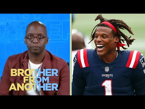 Has Cam Newton made cheering for the Patriots... cool? | Brother From Another | NBC Sports