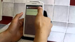 Galaxy player5.8(YP-GP1) TEST