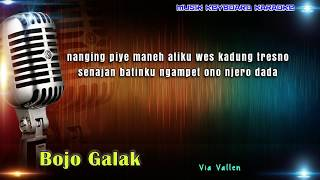 Video Via Vallen - Bojo Galak Karaoke Tanpa Vokal download MP3, 3GP, MP4, WEBM, AVI, FLV November 2018