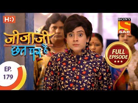 Jijaji Chhat Per Hai - Ep 179 - Full Episode - 14th September, 2018 thumbnail