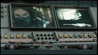 This is the action full : Captain America The Winter Soldier's DVD'...