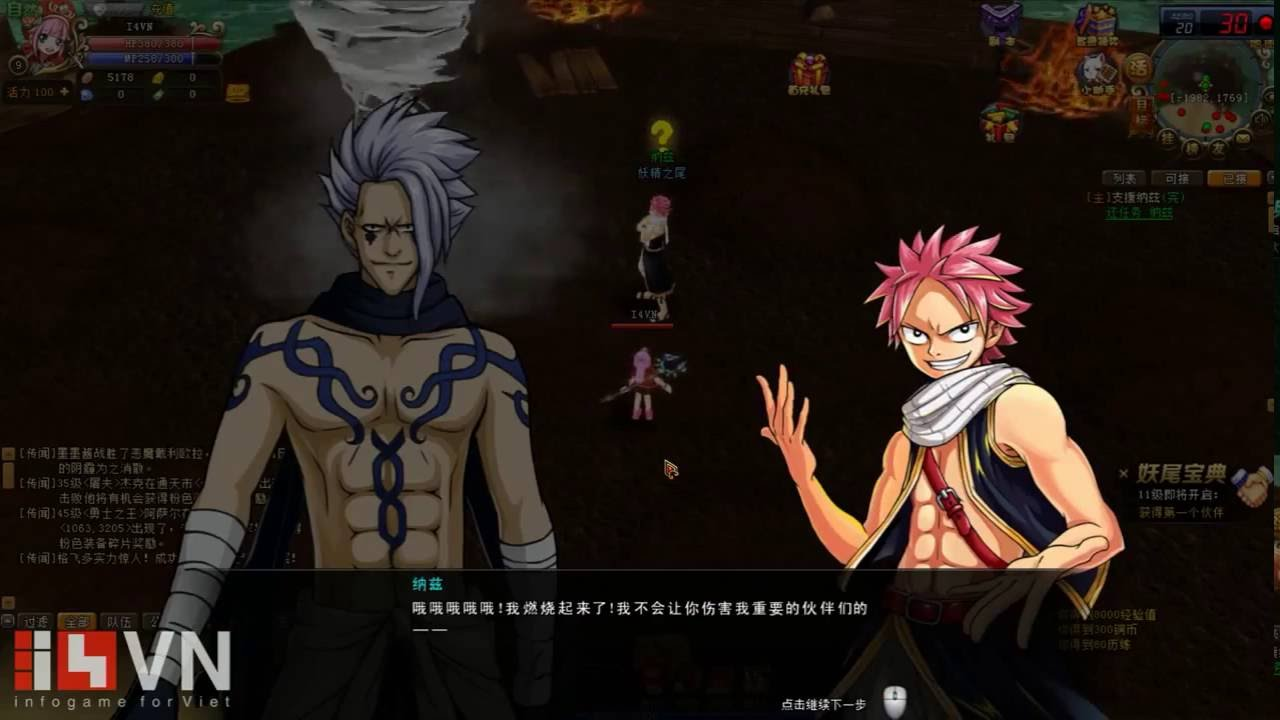 fairy tail game online