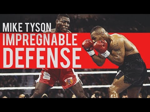20 Times Mike Tyson Showed IMPREGNABLE DEFENSE