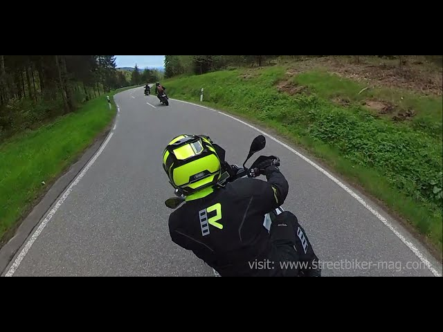 Motorcycle Ride in the Black Forest Germany Part 4