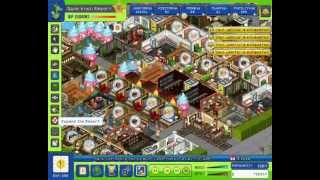 Resort Empire Walkthrough   All Spaces Filled, 1,000,000 Coins, Day 102