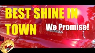 How To Make Car Paint SHINE! SHINE! SHINE!