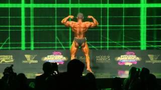 Musclemania TV - Sam Dixon at Musclemania America 2013