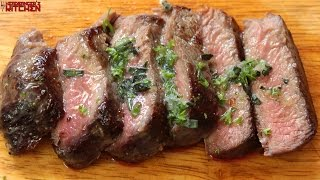 Filet Mignon - Beef Steak - Beef Tenderloin with Herbed Butter | Keto Recipes | Headbanger's Kitchen