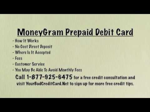 moneygram prepaid debit card review - Moneygram Prepaid Card