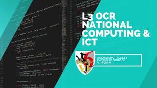 L3 OCR National Computing