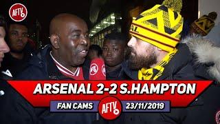 Arsenal 2-2 Southampton | Get Emery Out & Bring Pochettino In! (Turkish)
