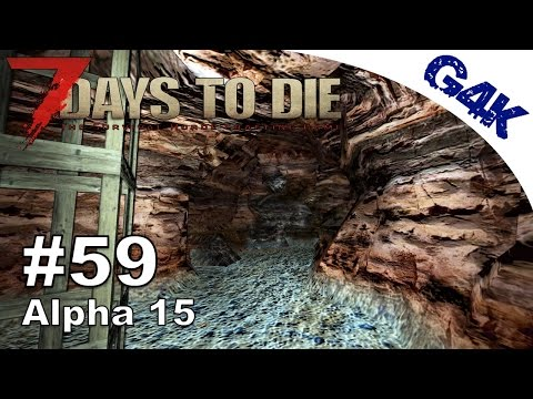 7 Days To Die | OIL SHALE | 7 Days to Die Gameplay Alpha 15 | S09E59