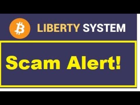 Liberty System AKA Cryptosystem (HONEST SCAM REVIEW)