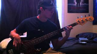 Rage Against the Machine - Bombtrack Bass Cover