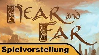 Near and Far - Brettspiel - Spielvorstellung - Gen Con 2016