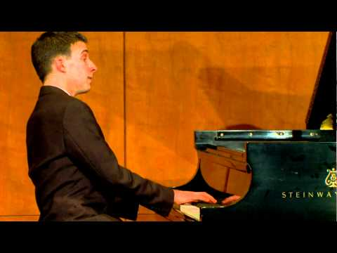 2011 Avery Fisher Career Grant Recipient Benjamin Hochman, Pianist